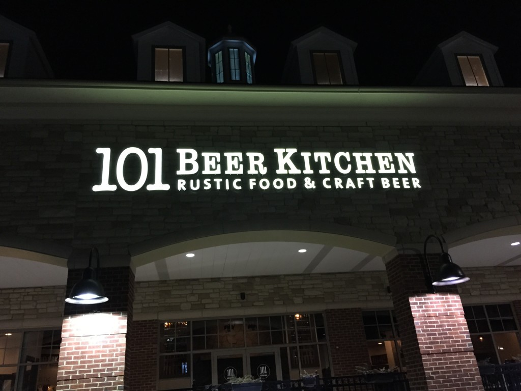 101 Beer Kitchen Review - Columbus Culinary Connection