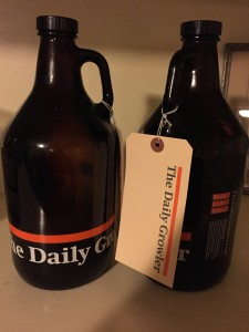 Growlers | The Daily Growler