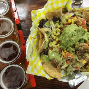 Tortilla Street Food Nachos | Tortilla Street Food Review
