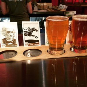 Beer Trading Cards   Land Grant Brewing Review