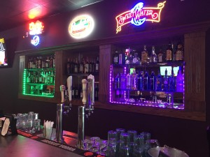 The Bar | Grapevine Pizza Review