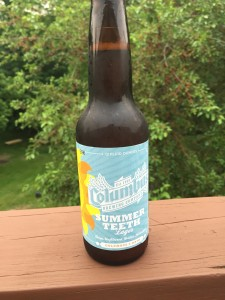 Columbus Brewing Summer Teeth