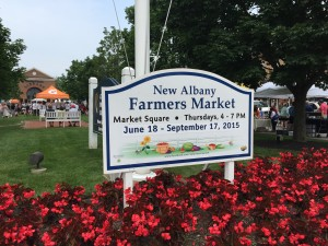New Albany Farmers Market | Caroline's Picks:  Farmers Markets