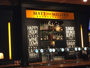 The Bar | Matt the Miller's Tavern Review