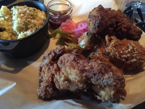 Sunday Chicken Special | The Whitney House Review
