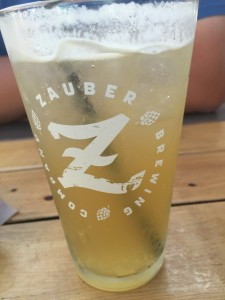 Zandy Shandy | Zauber Brewing Review