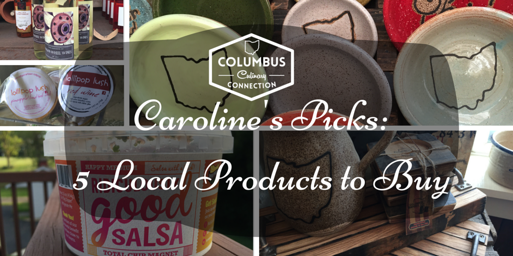 Caroline's Picks 5 Local Products to Buy