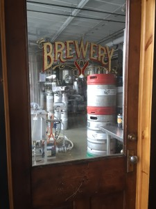 Seventh Son Brewery Door
