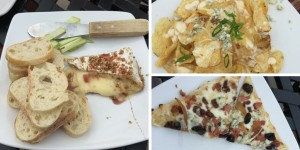The Food at Buckeye Lake Winery