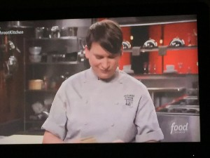 Chef Catie on Food Network