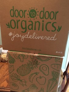 My Door to Door Organics Delivery