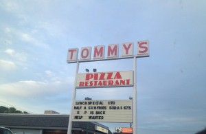 Tommys Pizza