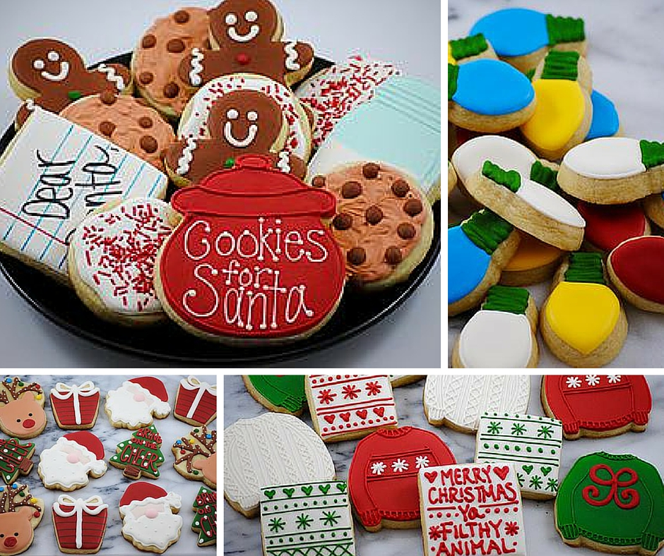 Jana Lee Bake Shop Christmas Cookies