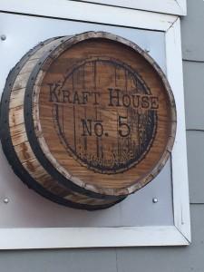 Outside of Kraft House No.5