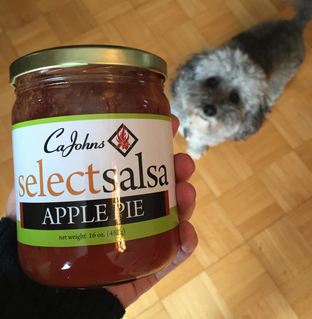 Apple Pie Salsa- CaJohns Fiery Foods