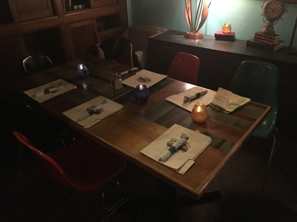 Private Dining at Strongwater Food and Spirits
