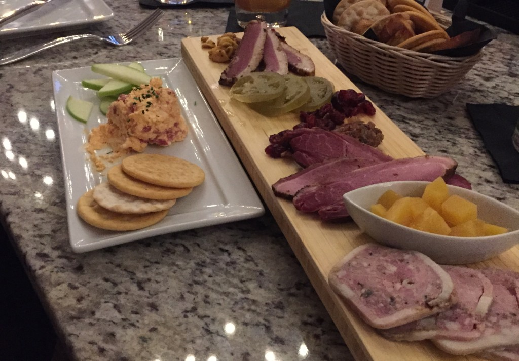 Charcuterie Plate from Denmark