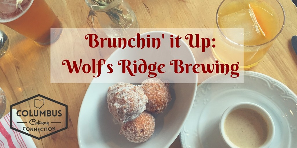 Brunchin it Up at Wolf's Ridge Brewing