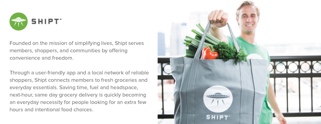 Shipt: Grocery Delivery Giveaway - Columbus Culinary Connection
