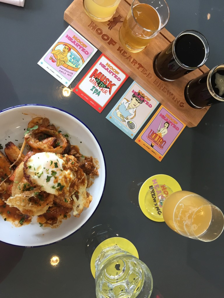 Poutine: Hoof Hearted Brewery + Kitchen