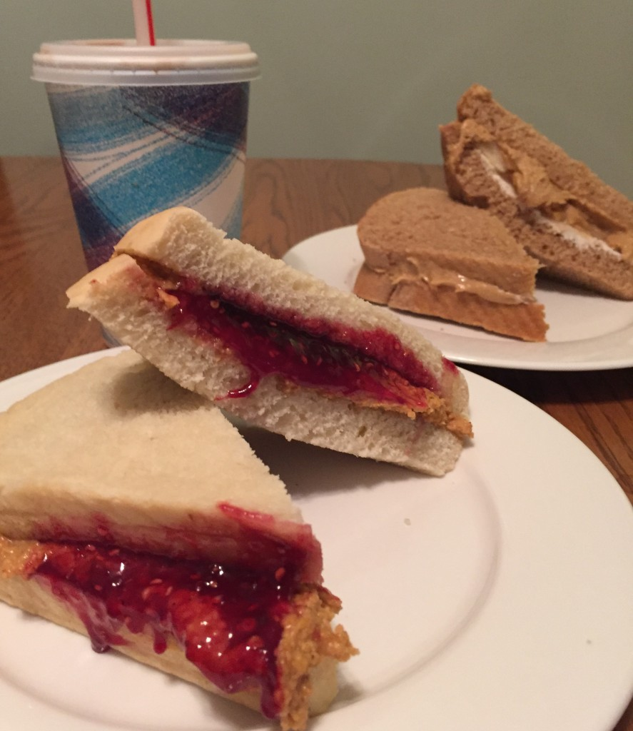 Gourmet PB and J Sandwich | Krema Nut Company