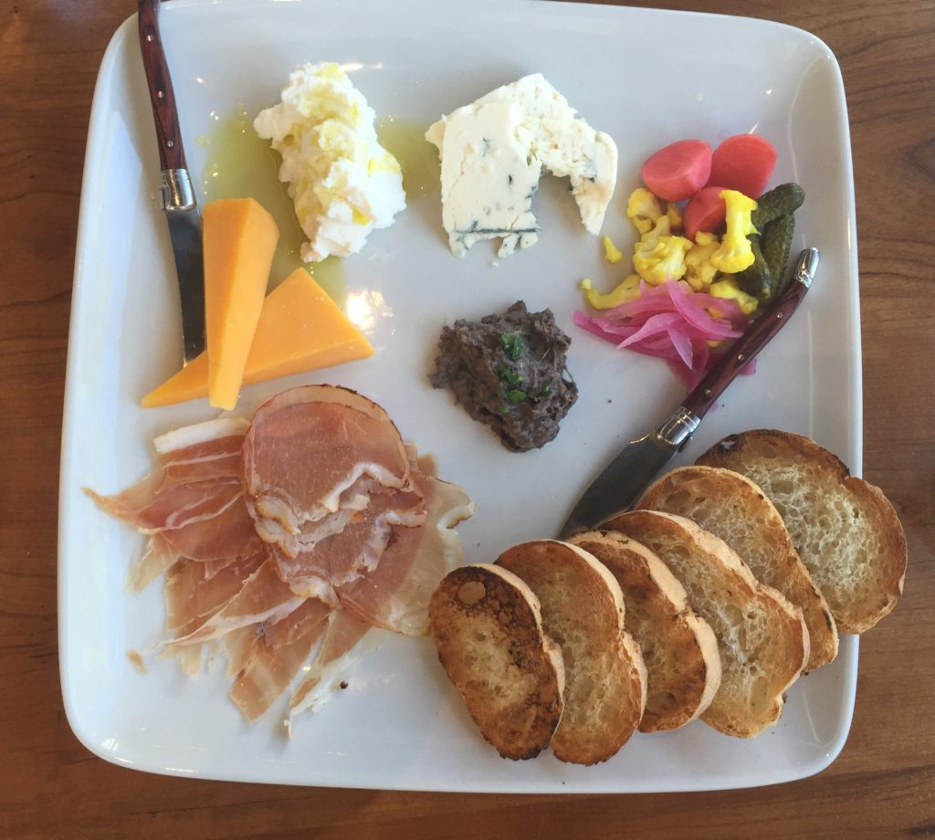 Cheese and Charcuterie | Salt Pine