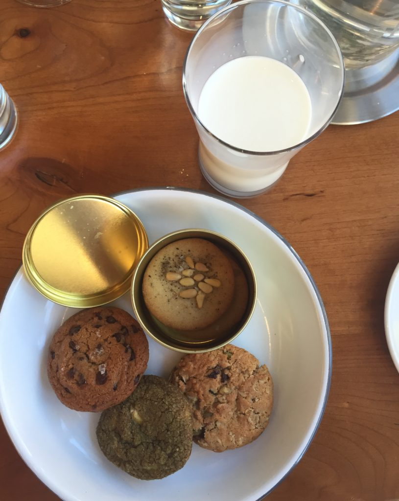 Milk and Cookies | Salt and Pine