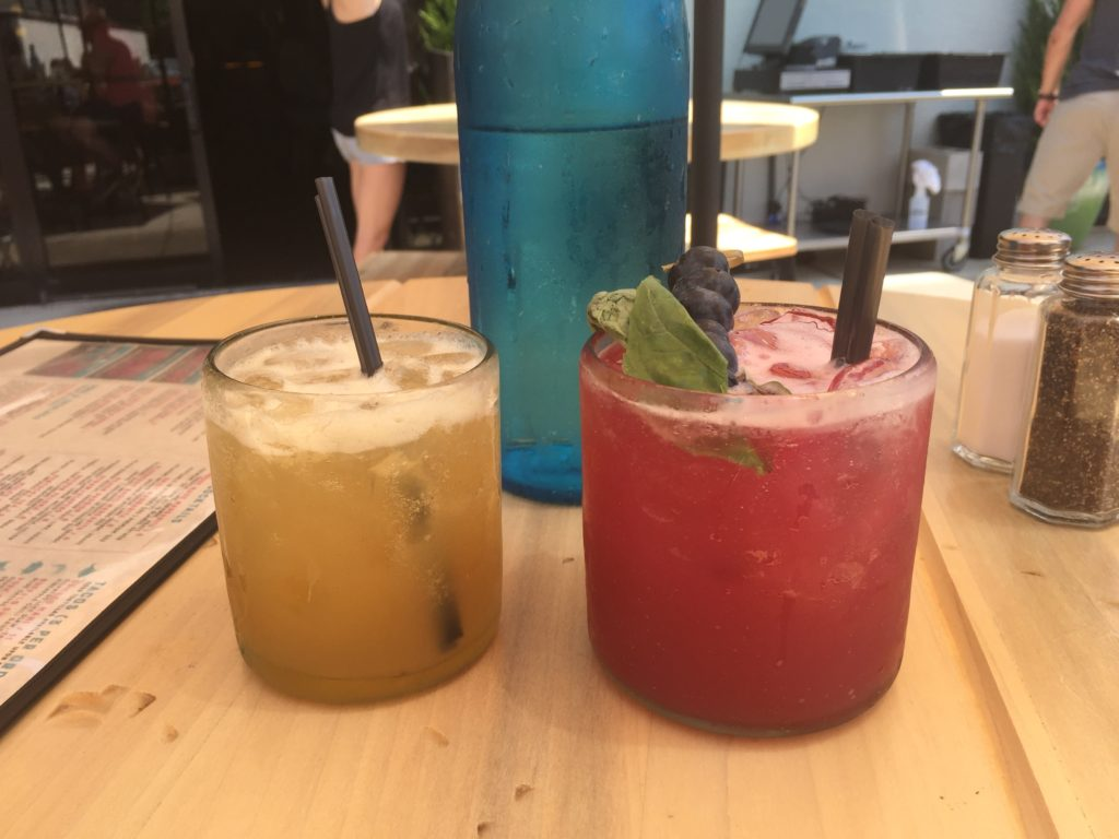 Cocktails from Balboa