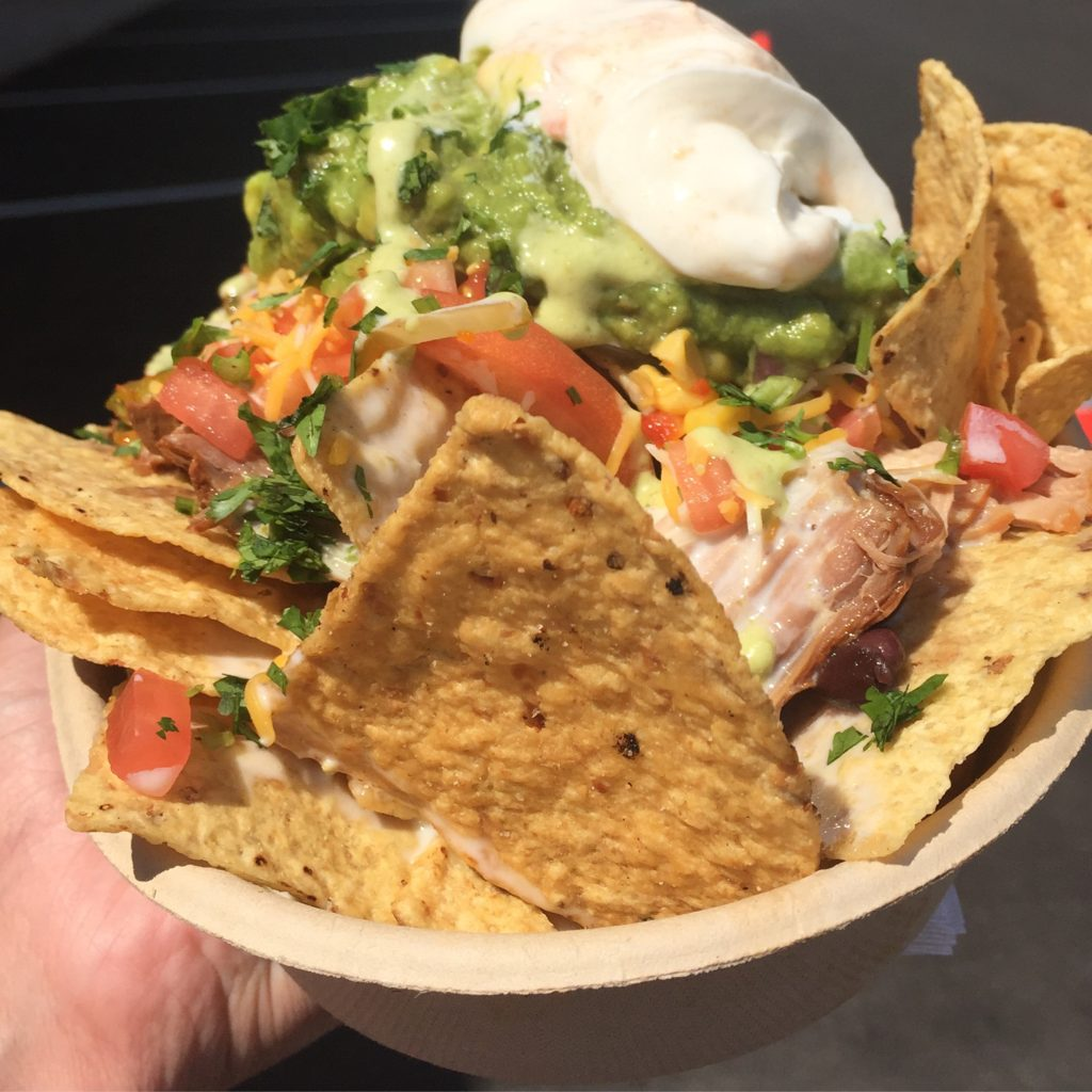 Tortilla Street Food: Nachos
