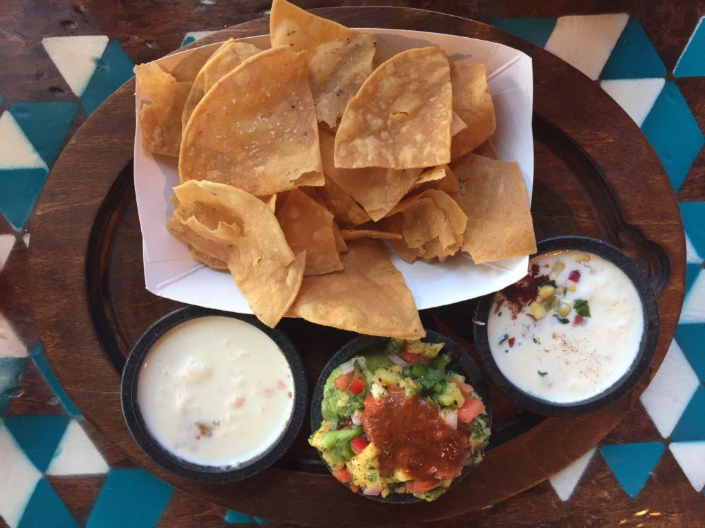 Condado Tacos: Tres Amigos