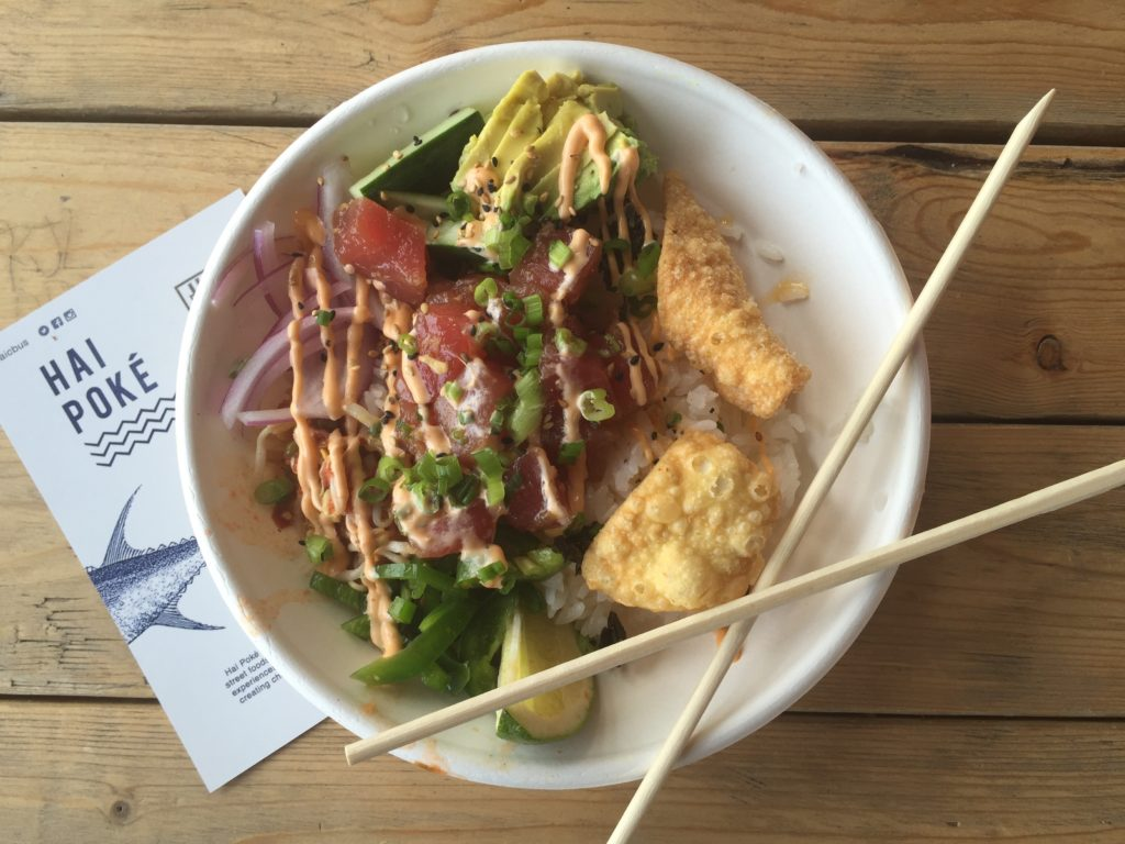 Hai Poké: Tuna Bowl