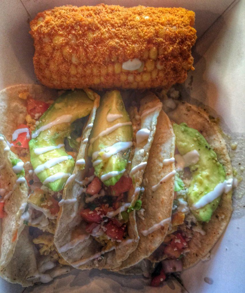 Breakfast Tacos: Katalina's