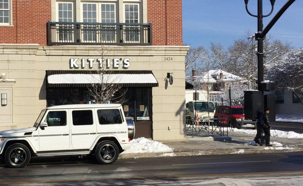 Kitties Cakes Bexley Storefront