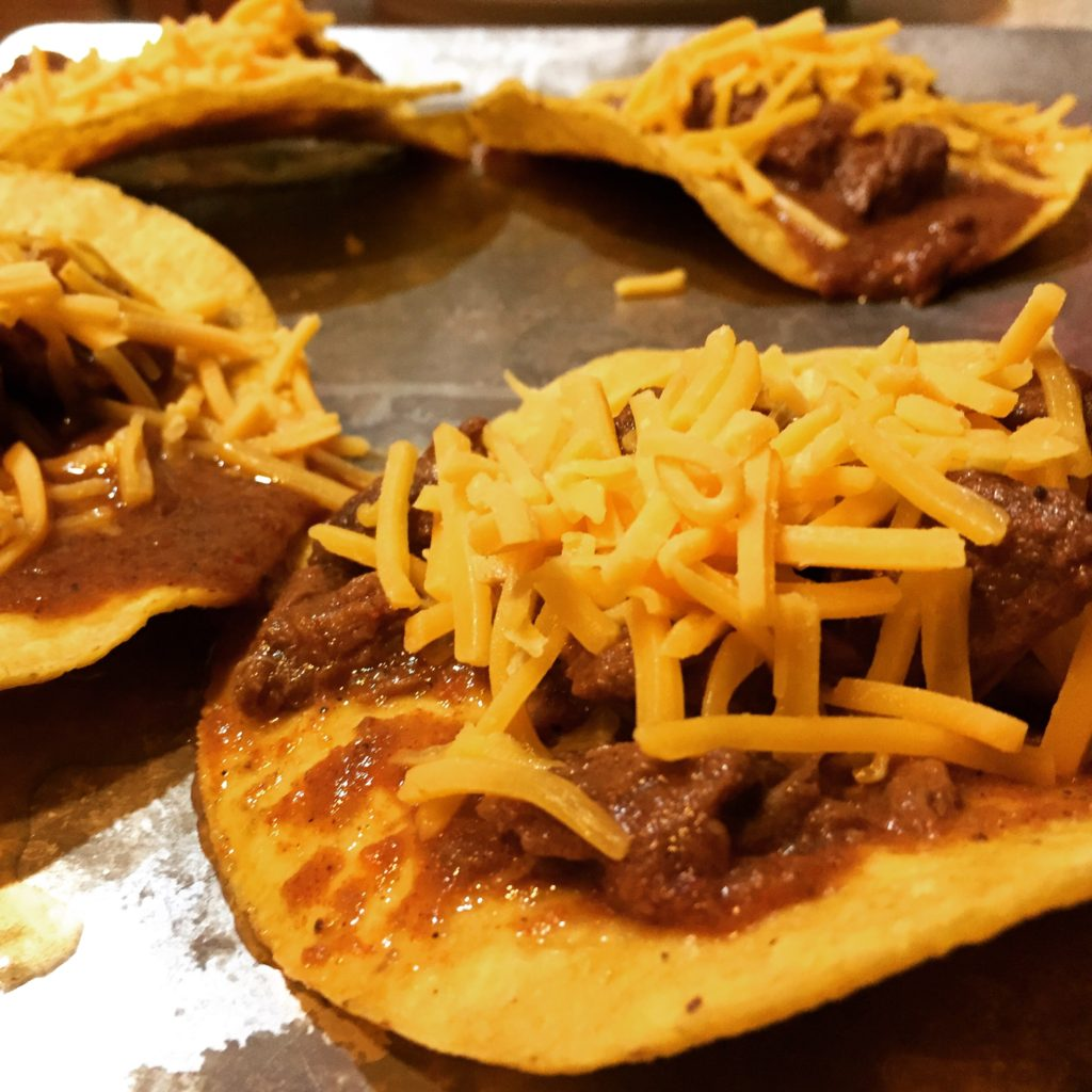 Forget Taco Tuesday: Drunken Tostadas