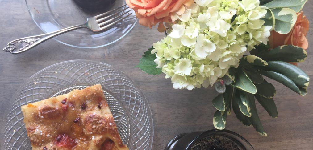 Flowers & Bread